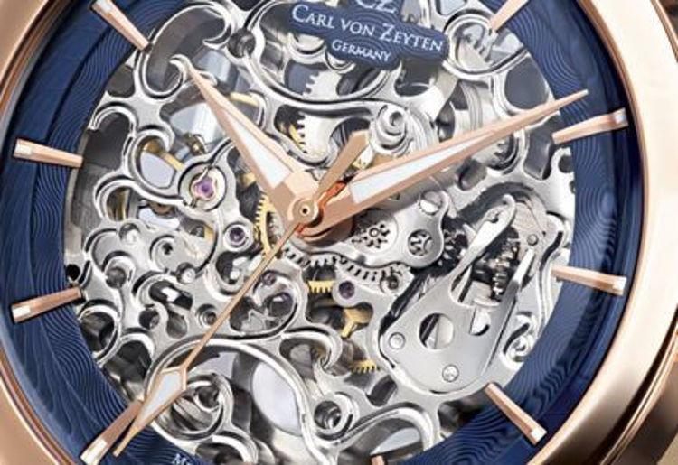 Immagine di Orologio Automatico Carl Von Zeyten | CVZ0013RBL