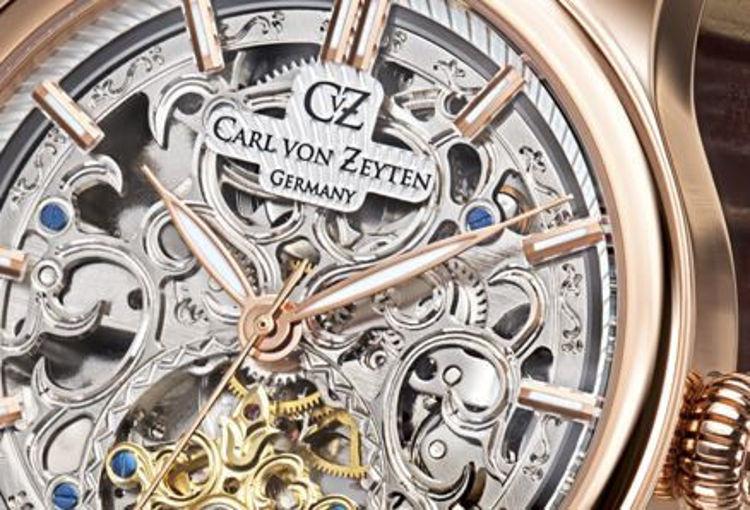 Immagine di Orologio Automatico Carl Von Zeyten | CVZ0014RSL