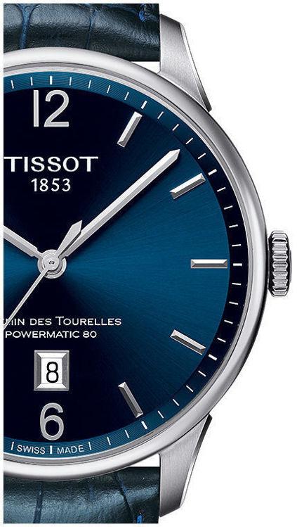 Immagine di Orologio Automatico Tissot Chemin Des Tourelles Powermatic 80 |T099.407.16.047.00