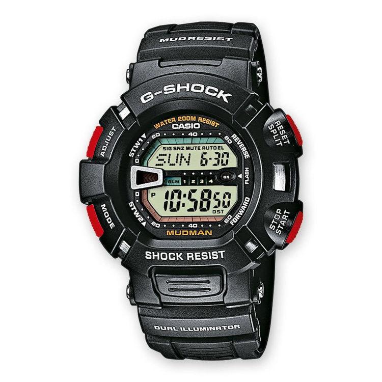 Immagine di Orologio Cronografo Uomo Casio G-Shock Mudman    G-9000-1VER