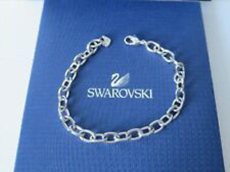 Immagine di Bracciale Swarovski in Metallo, modello a Catena| 1057717