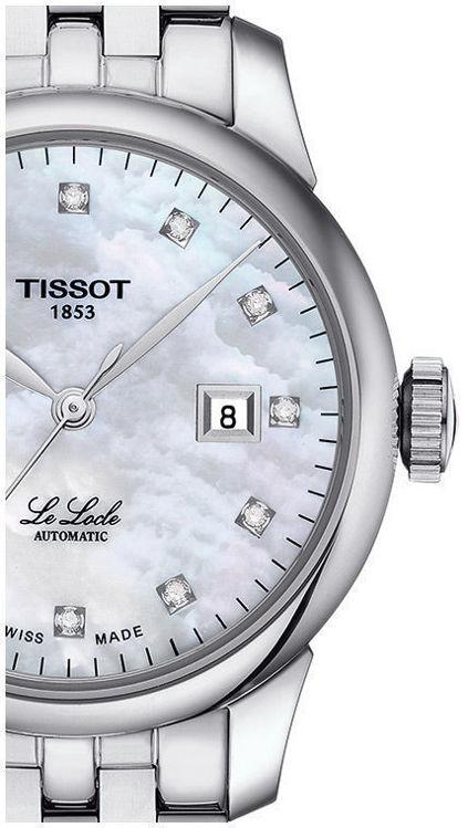 Immagine di Orologio Donna Tissot Automatico Le Locle Lady | T006.207.11.116.00