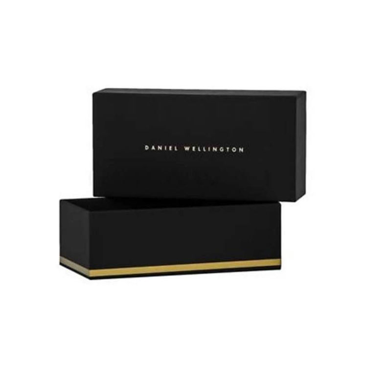 Immagine di Bracciale Daniel Wellington Classic Bracelet Silver Satin White | DW00400008