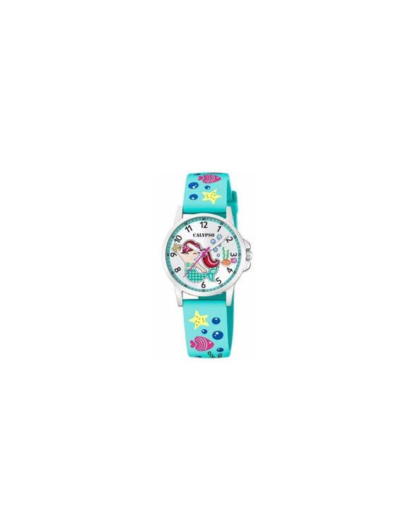 Immagine di Orologio Calypso Multicolore Da Bambina Con Sirena | K5782/4