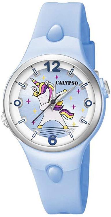 Immagine di Orologio Calypso Solo Tempo Da Bambina Con Unicorno | K5784/4