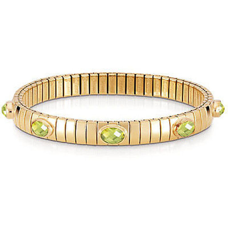 Immagine di Bracciale Donna Nomination Golden | 042801/004