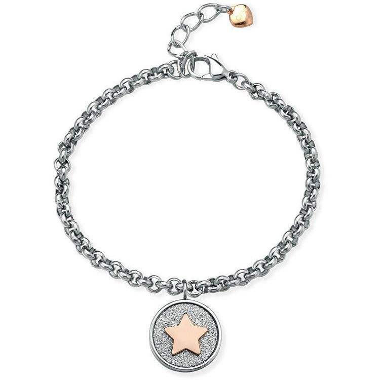 Immagine di Bracciale Donna Ops Objects Glitter Coin Con Charm Stella | OPSBR-600