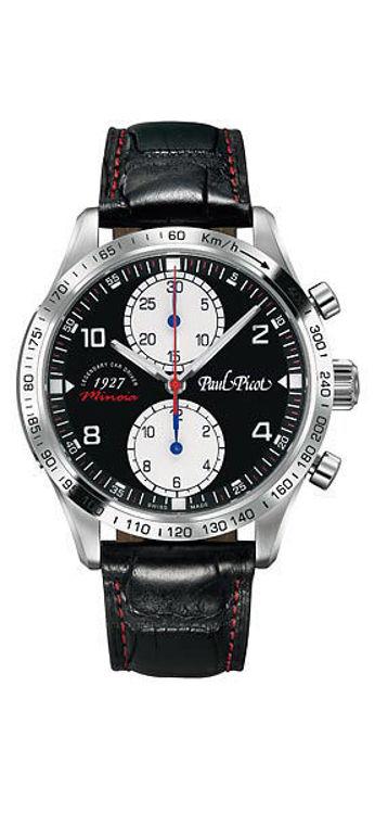 Immagine di Orologio Automatico Paul Picot Gentleman Minoia | 2127S/MINO