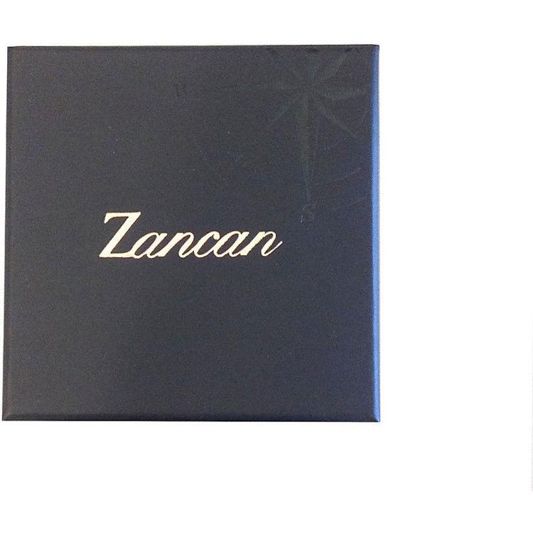 Immagine di Bracciale Uomo In Kevlar Con Placca In Argento Gioielli Zancan | EXB758R-NE