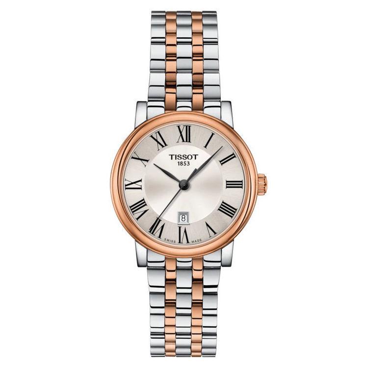 Immagine di Orologio Tissot Donna Quarzo Carson Premium Lady   T122.210.22.033.01