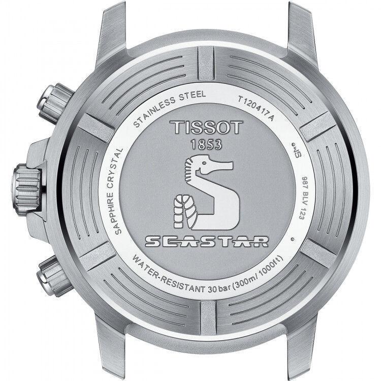 Tissot Seastar 1000 Quartz Chronograph