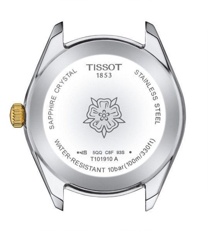 Orologio Donna Al Quarzo Tissot Pr 100 Sport Chic   T101.910.22.111.00
