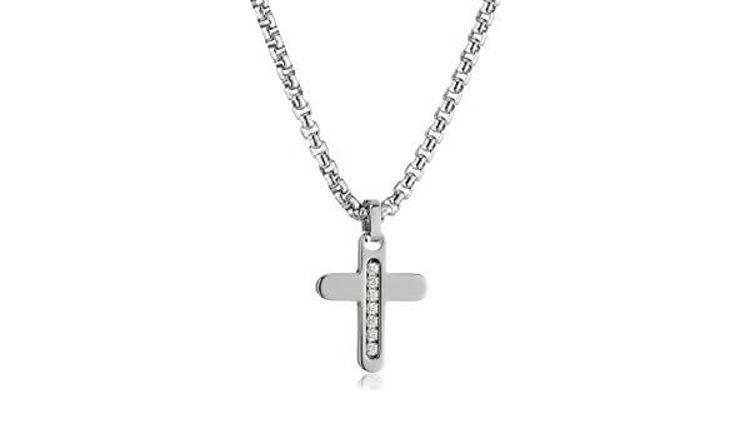 Collana Donna Con Croce Gioielli Nomination Cross |  023808/010
