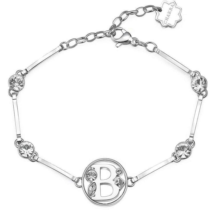 Bracciale Donna Lettera B Gioielli Brosway Chakra | BHKB050