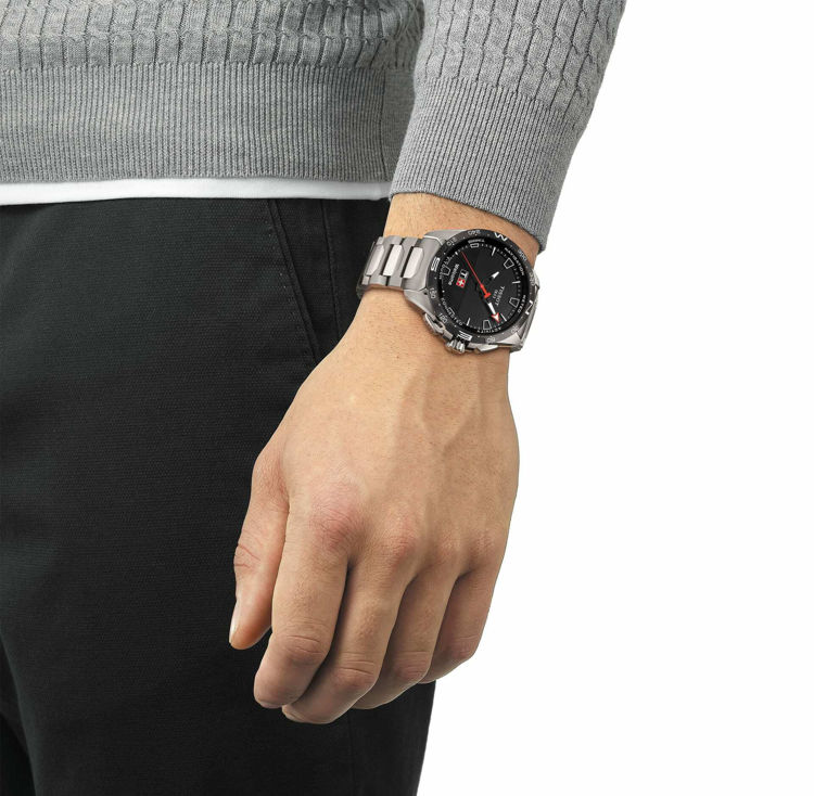 Orologio Smartwatch Tissot T-Touch Connect Solar