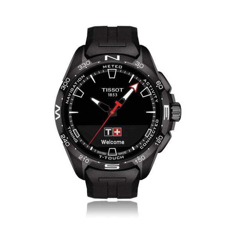 Immagine di Orologio Smartwatch Tissot T-Touch Connect Solar   T121.420.47.051.03