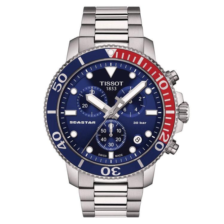 Orologio Uomo Tissot Seastar 1000 Quartz Chronograph | T120.417.11.041.03